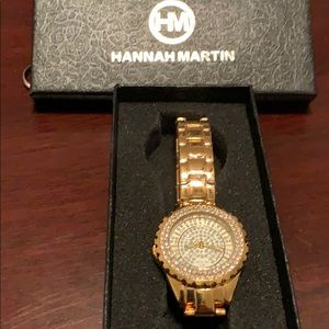 New in box Hannah Martin watch